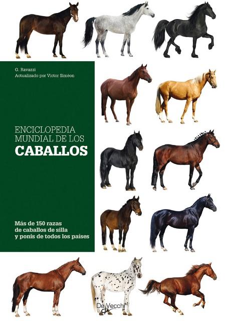 CABALLOS ENCICLOPEDIA MUNDIAL DE LOS
