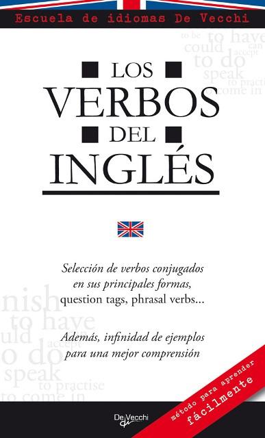 LOS VERBOS DEL INGLES