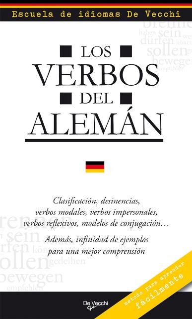 LOS VERBOS DEL ALEMAN