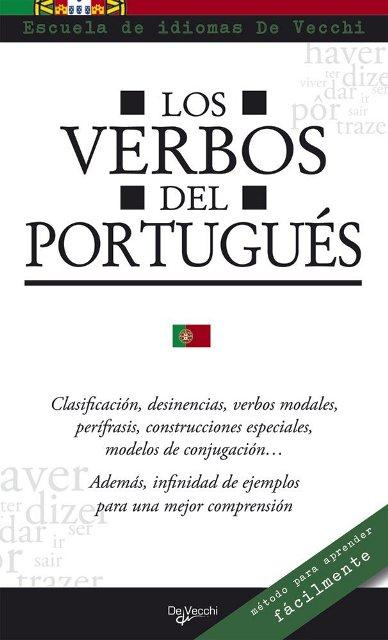 LOS VERBOS DEL PORTUGUES