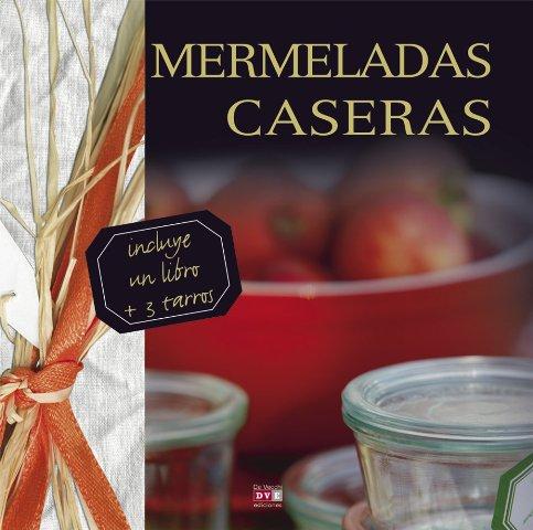MERMELADAS ( INCLUYE LIBRO + 3 TARROS ) CASERAS