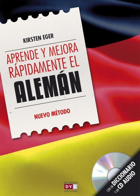 ALEMAN DICCIONARIO APRENDE Y MEJORA RAPIDAMENTE C/CD . NUEVO METODO