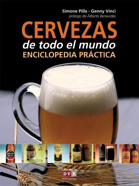 CERVEZAS DE TODO EL MUNDO . ENCICLOPEDIA PRÁCTICA