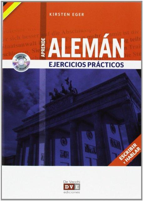 ALEMAN . EJERCICIOS PRACTICOS C/CD