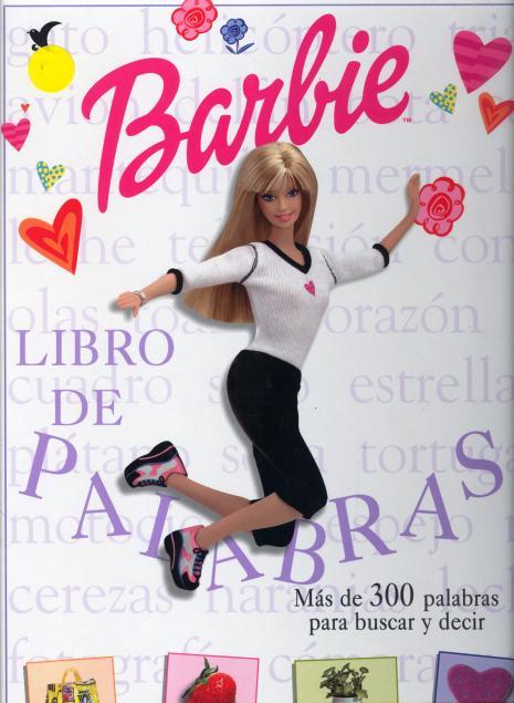 BARBIE . LIBRO DE PALABRAS
