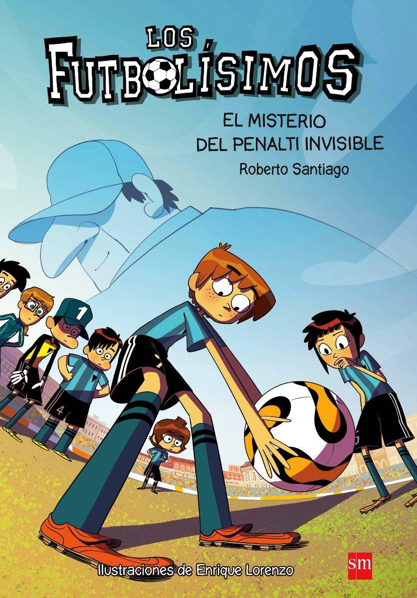 FUTBOLISIMOS 7 - EL MISTERIO DEL PENALTI INVISIBLE