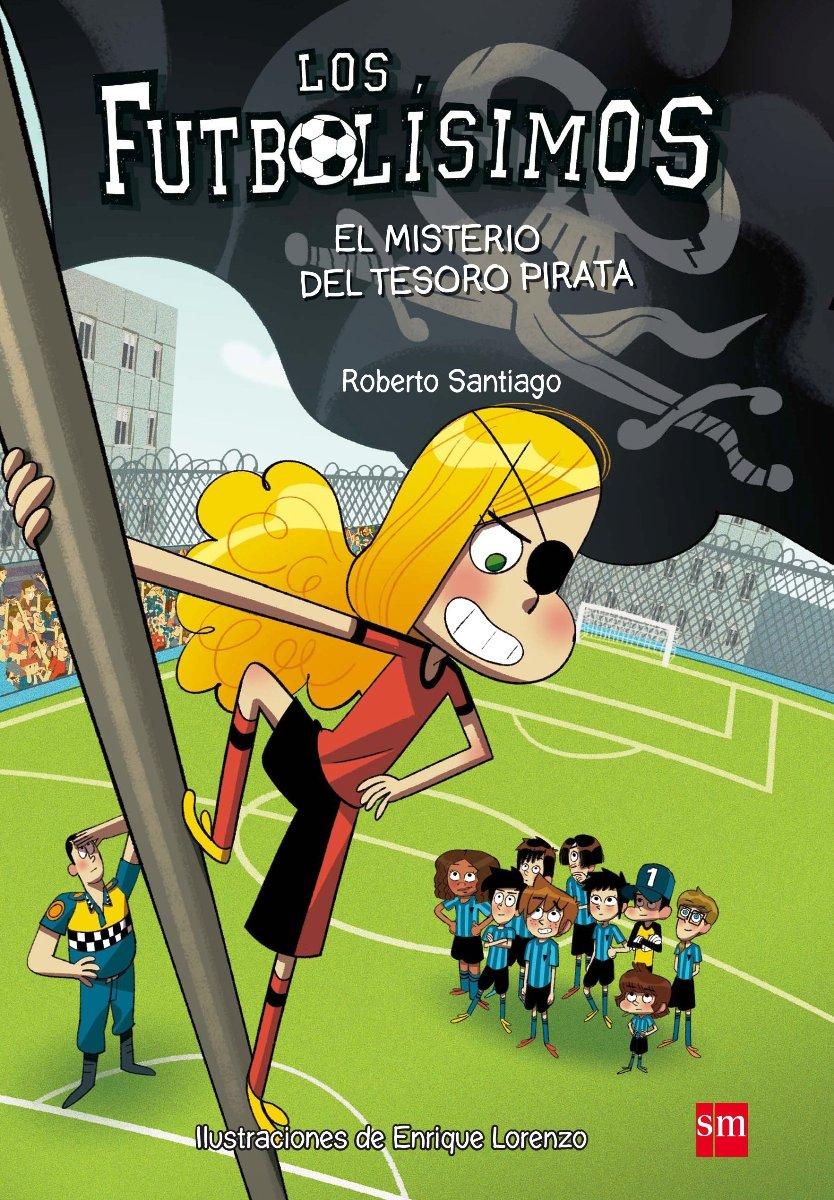 FUTBOLISIMOS 10 - EL MISTERIO DEL TESORO PIRATA