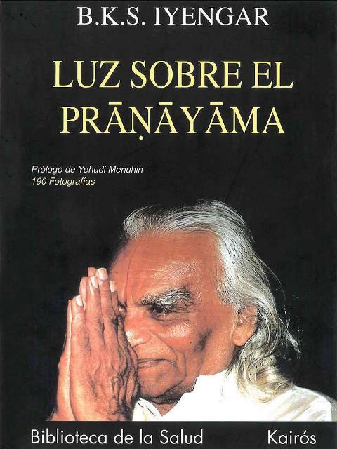 LUZ SOBRE EL PRANAYAMA (ED.ARG)