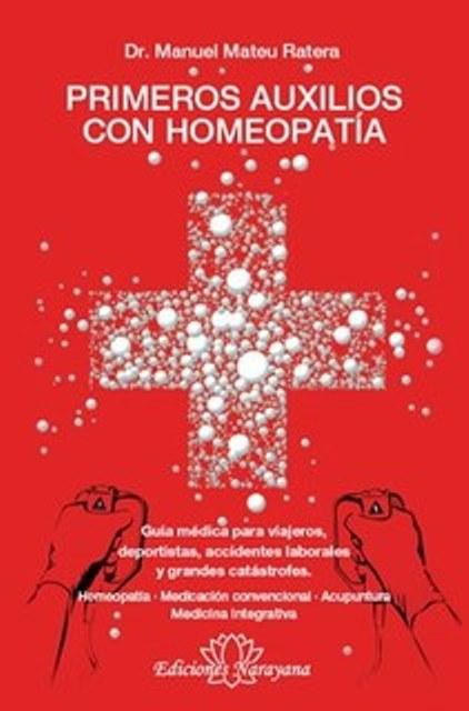 PRIMEROS AUXILIOS CON HOMEOPATIA