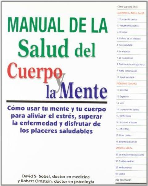 MANUAL DE LA SALUD DEL CUERPO Y LA MENTE