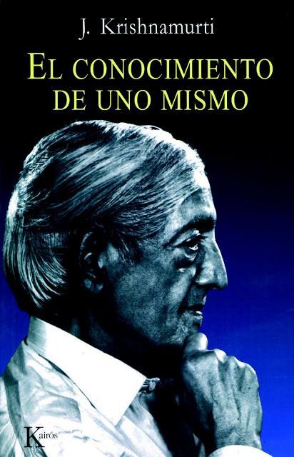 EL CONOCIMIENTO DE UNO MISMO (ED.ARG.)