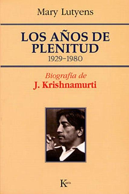 LOS AÑOS DE PLENITUD 1929 - 1980