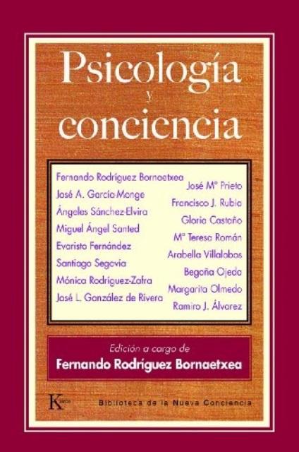 PSICOLOGIA Y CONCIENCIA