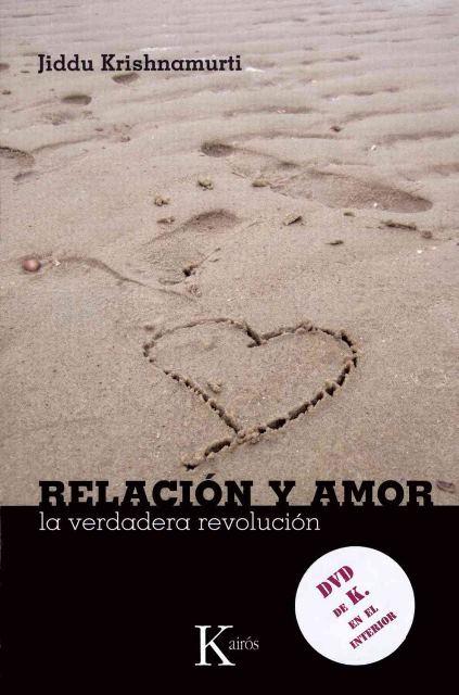 RELACION Y AMOR . LA VERDADERA REVOLUCION C/DVD