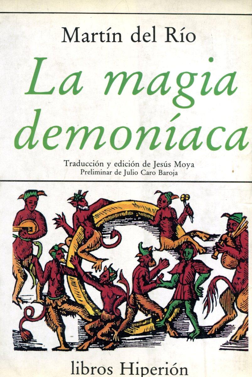 LA MAGIA DEMONIACA
