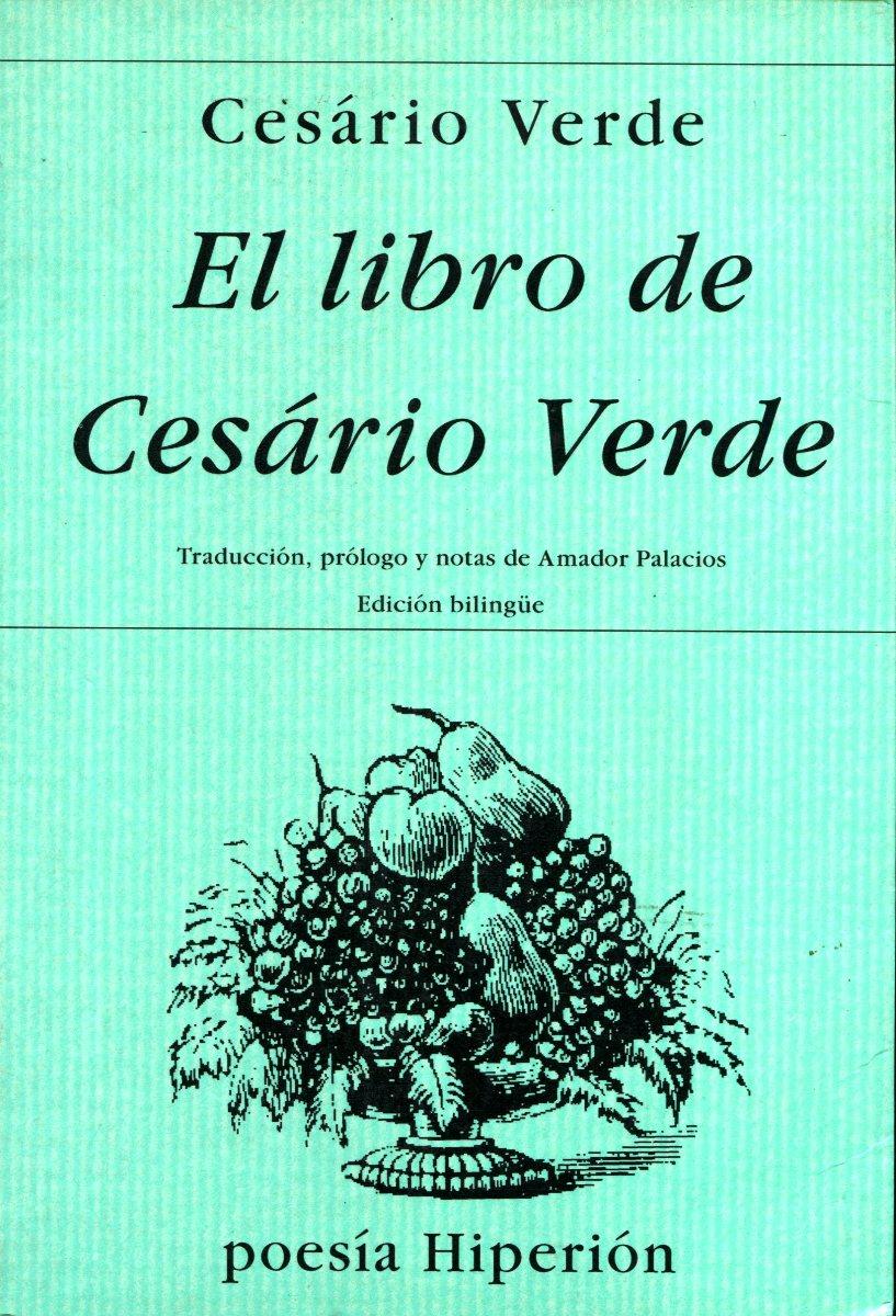 EL LIBRO DE CESARIO VERDE