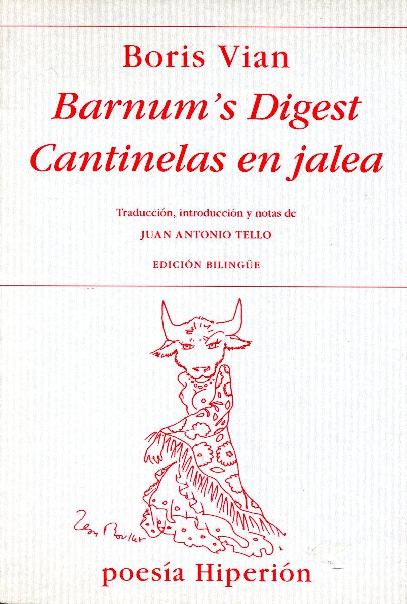 BARNUM`S DIGEST - CANTINELAS EN JALEA