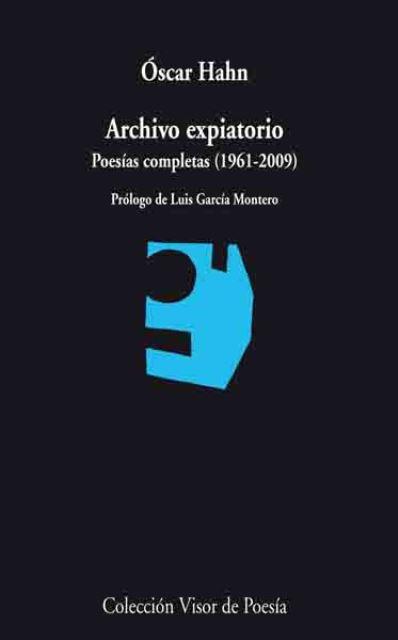 ARCHIVO EXPIATORIO POESIAS COMPLETAS (1961 - 2009)