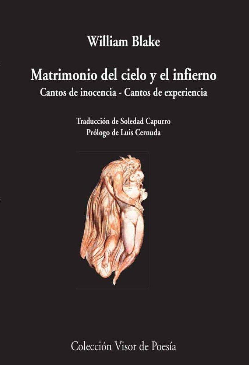 MATRIMONIO DEL CIELO Y DEL INFIERNO. LOS CANTOS DE EXPERIENCIA