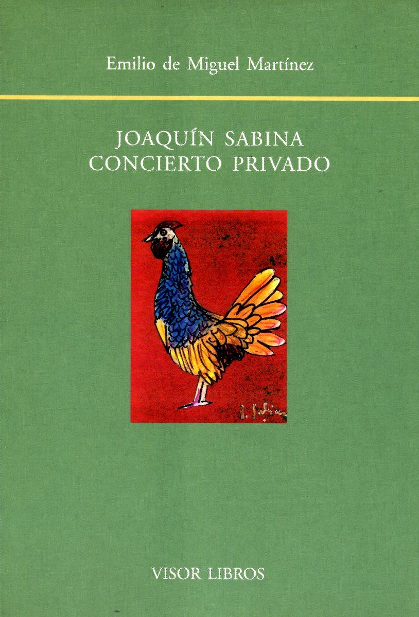 JOAQUIN SABINA CONCIERTO PRIVADO