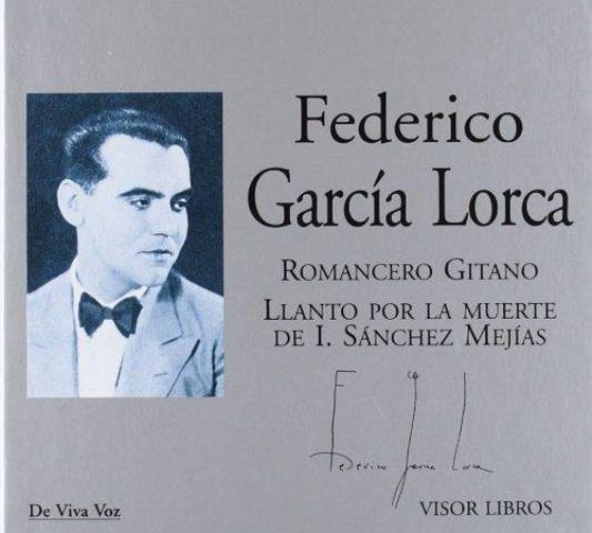 ROMANCERO GITANO . LLANTO POR LA MUERTE DE I.SANCHEZ MEJIAS C/CD