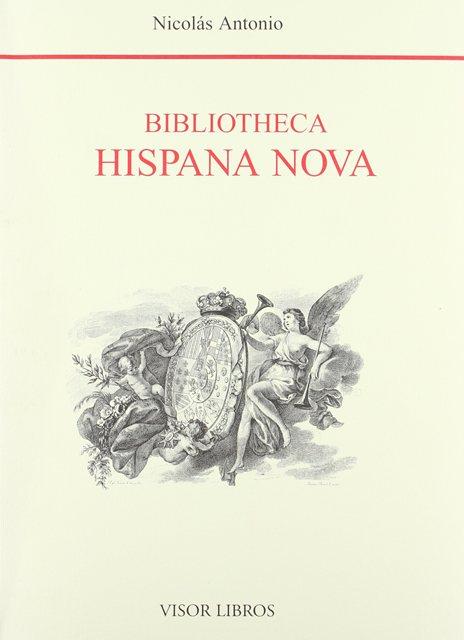 BIBLIOTHECA HISPANA NOVA T.III Y IV
