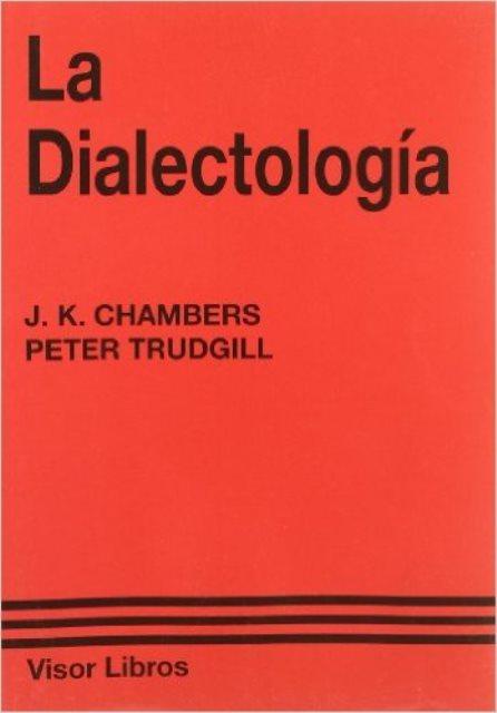 LA DIALECTOLOGIA