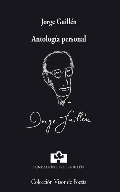 ANTOLOGIA PERSONAL . JORGE GUILLEN C/CD