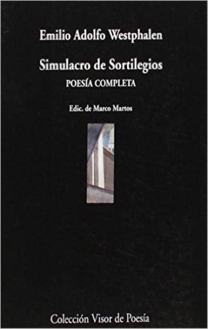 SIMULACRO DE SORTILEGIOS . POESIA COMPLETA