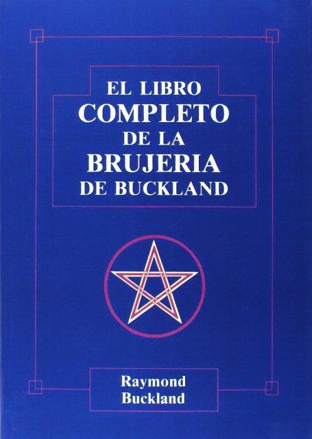 EL LIBRO COMPLETO DE LA BRUJERIA