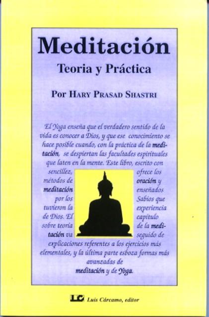 MEDITACION TEORIA Y PRACTICA