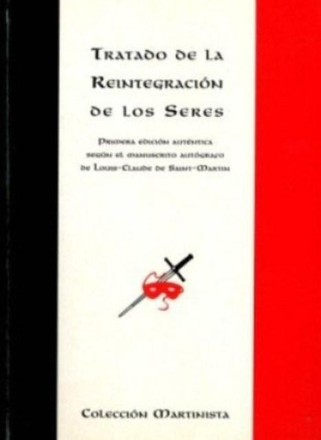 TRATADO DE LA REINTEGRACION DE LOS SERES