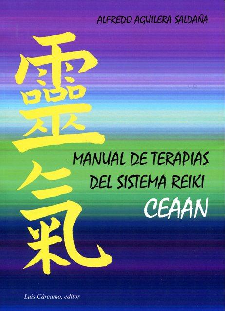 CEAAN . MANUAL DE TERAPIAS DEL SISTEMA REIKI