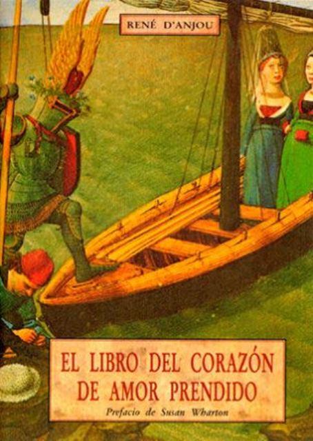 EL LIBRO DEL CORAZON DE AMOR PRENDIDO