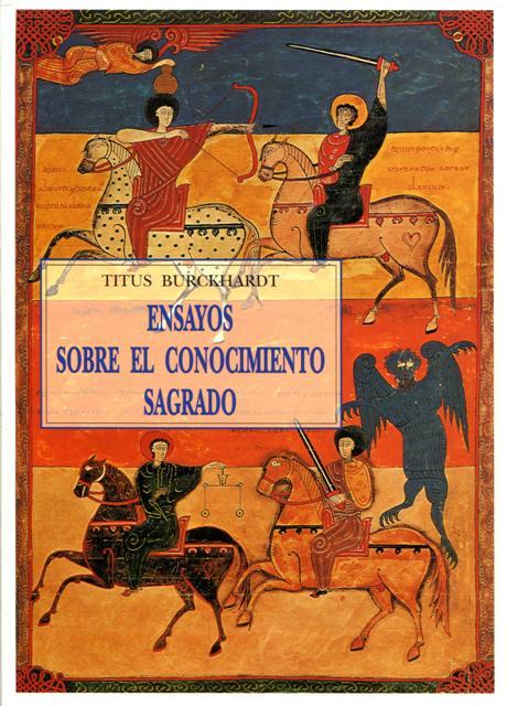 ENSAYOS SOBRE EL CONOCIMIENTO SAGRADO