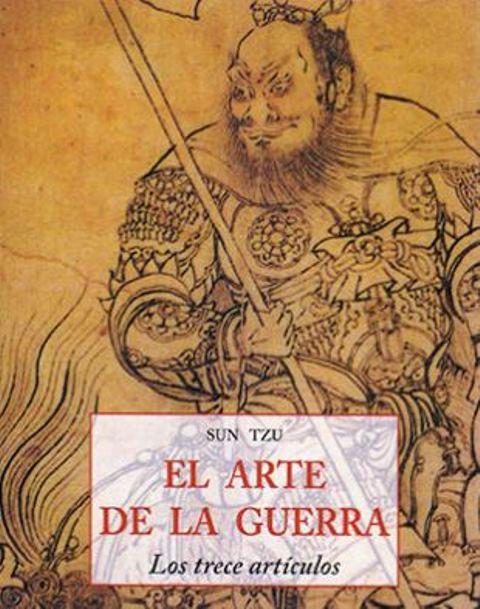 EL ARTE DE LA GUERRA . LOS TRECE ARTICULOS