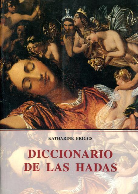 DICCIONARIO DE LAS HADAS (RUST.)