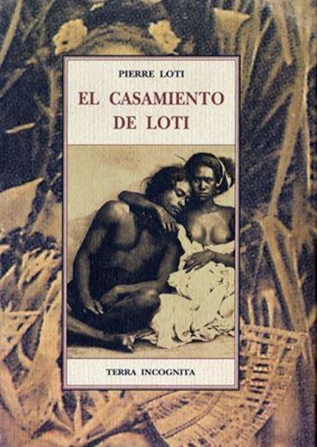 CASAMIENTO DE LOTI