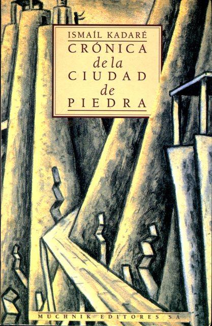 CRONICA DE LA CIUDAD DE PIEDRA