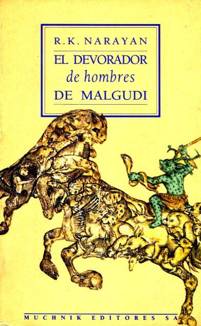 EL DEVORADOR DE HOMBRES DE MALGUDI