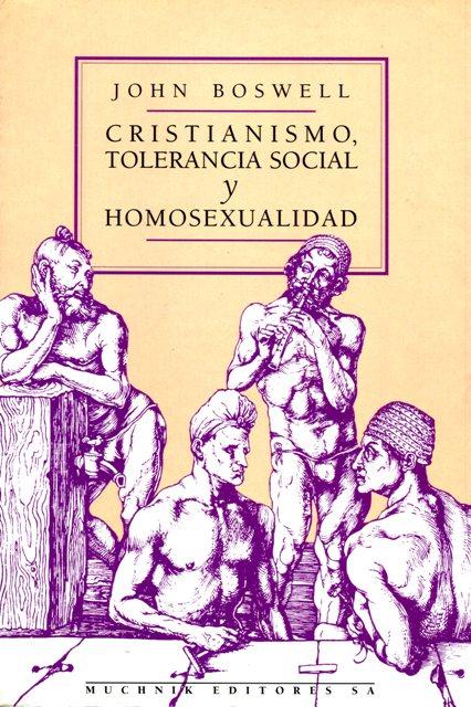 CRISTIANISMO TOLERANCIA SOCIAL Y HOMOSEXUALIDAD