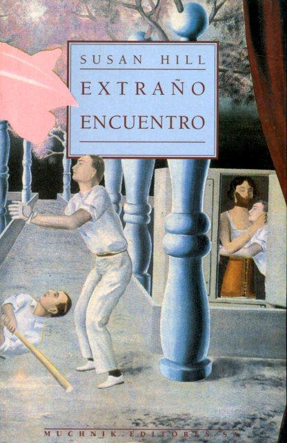 EXTRAÑO ENCUENTRO