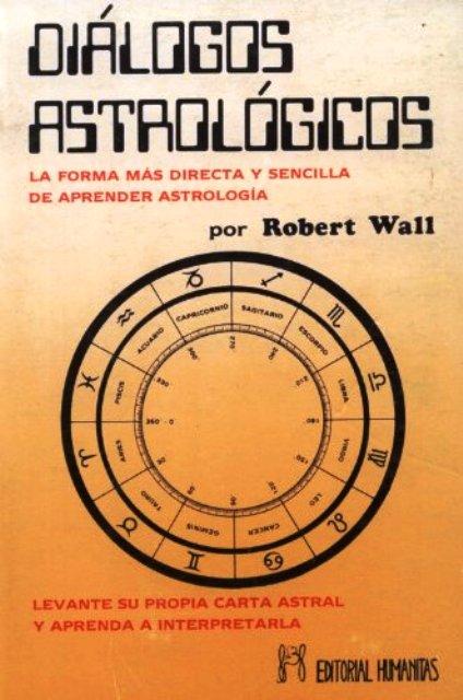 DIALOGOS ASTROLOGICOS