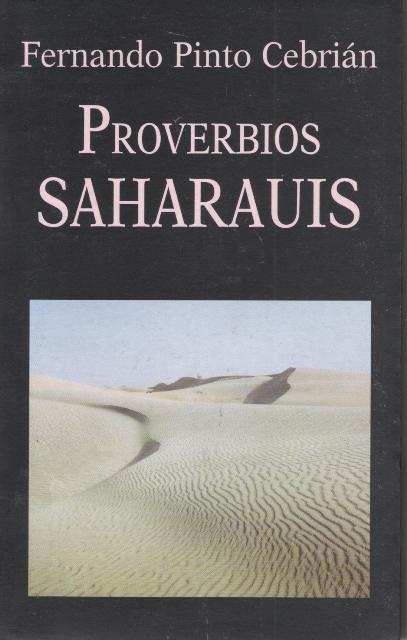 PROVERBIOS SAHARAUIS