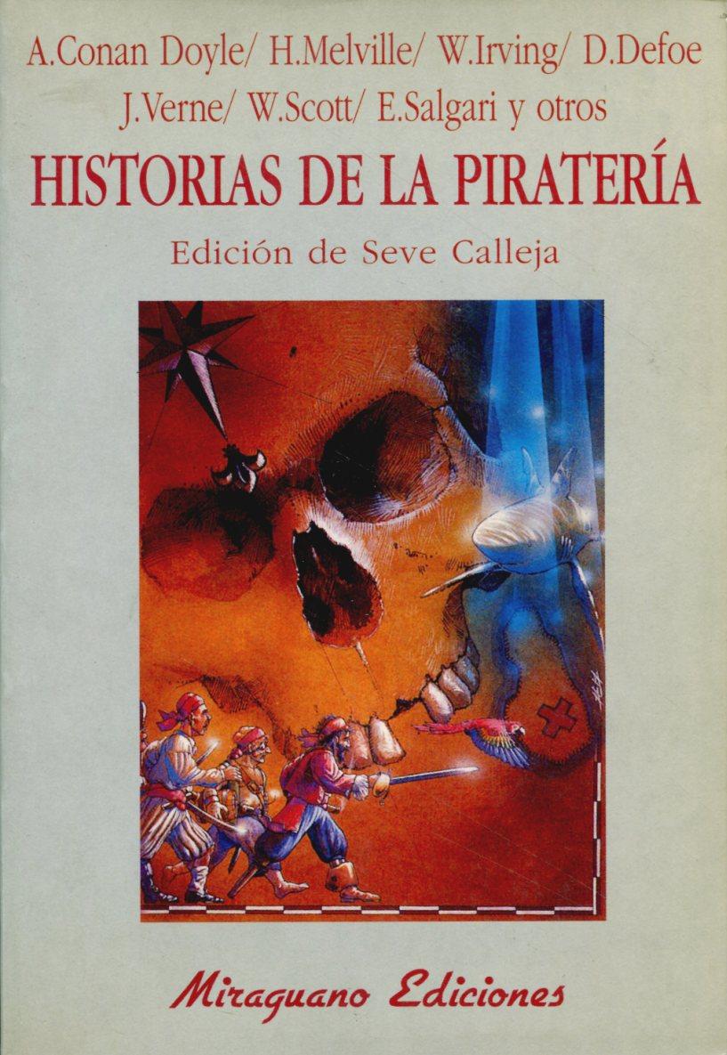 HISTORIAS DE LA PIRATERIA