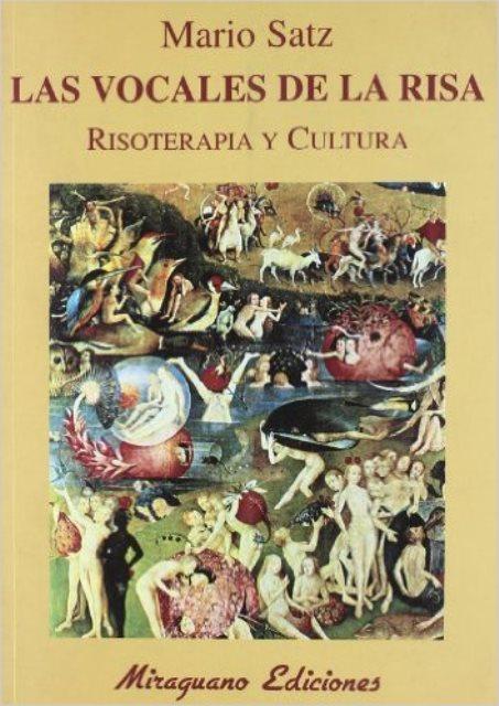 LAS VOCALES DE LA RISA. RISOTERAPIA Y CULTURA