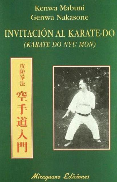 INVITACION AL KARATE - DO