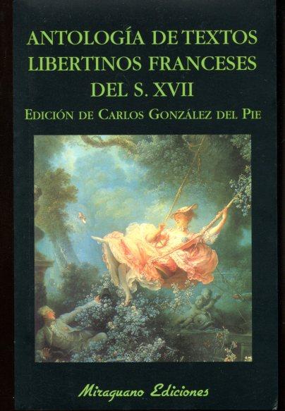 ANTOLOGIA DE TEXTOS LIBERTINOS FRANCESES DEL S. XVII