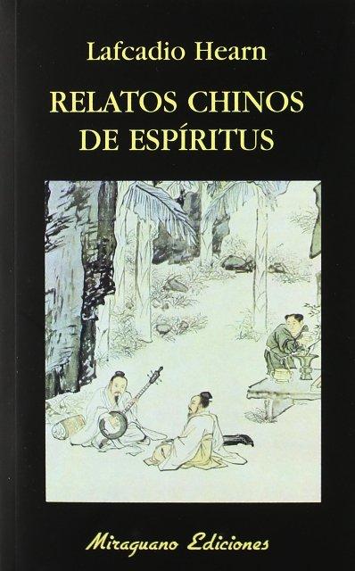 RELATOS CHINOS DE ESPIRITUS