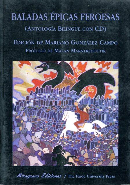 BALADAS EPICAS FEROESAS ( ANTOLOGIA BILINGUE CON CD )